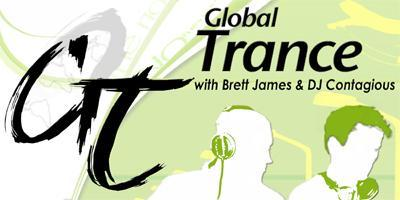 Global Trance Debut with Brett James and DJ Contagious (11-27-08)