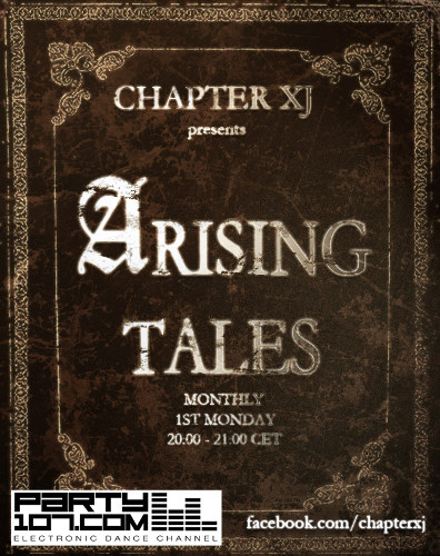 Arising Tales Debut with Chapter XJ (2011-12-05)!
