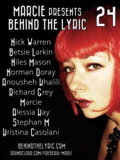 Behind The Lyric 024 with Marcie, Nick Warren, Betsie Larkin, and more (2011-06-16)