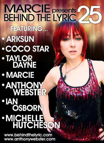 Behind The Lyric 025 with Marcie, Arksun, Coco Star, and More (2011-08-25)