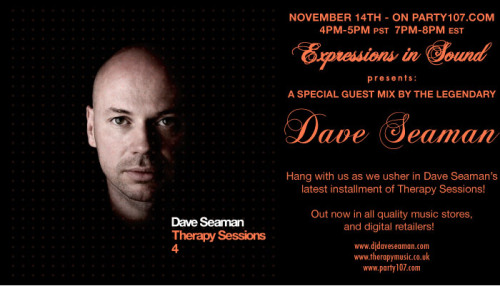 Expressions in Sound with guest Dave Seaman (11-14-07)