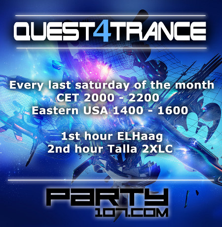 Quest4Trance 003 with Guest Talla 2XLC (2011-02-26)