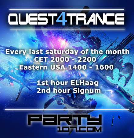 Quest4Trance 004 with Guest Signum (2011-03-26)