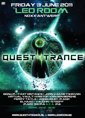 Quest4Trance LIVE from Belgium with Jorn van Deynhoven, Fast Distance, Signum, and more (2011-06-03)