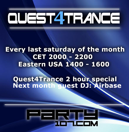 Quest4Trance 009 Live from Q4T @ The Beach (2011-08-27)