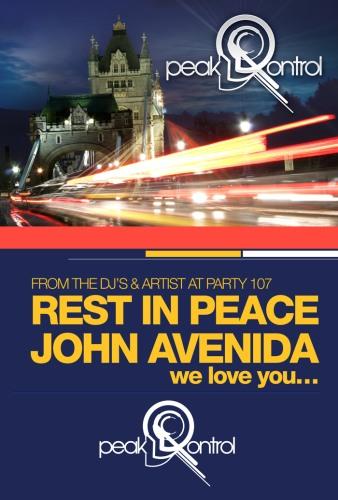 R.I.P. John Avenida