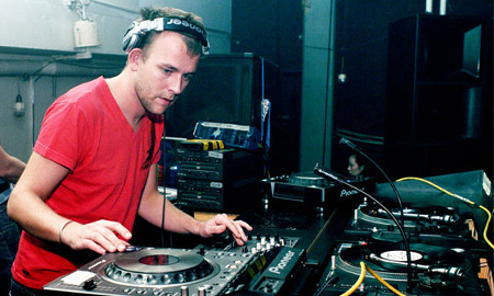 Sander Kleinenberg Special Guestmix for Global Perception (05-20-09)