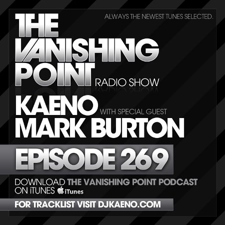 The Vanishing Point 269 - Time change and guest Mark Burton (2011-02-14)