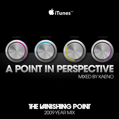 The Vanishing Point 210 Yearmix - A Point In Perspective (12-28-09)