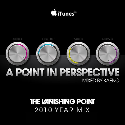 The Vanishing Point A Year In Perspective Year Mix 2010 (2010-12-27)
