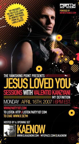 The Vanishing Point 069 with Kaenow and Valentio Kanzyani (04-16-07)