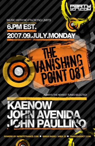 The Vanishing Point 081 - Kaenow, John Avenida, and John Paullino (07-09-07)