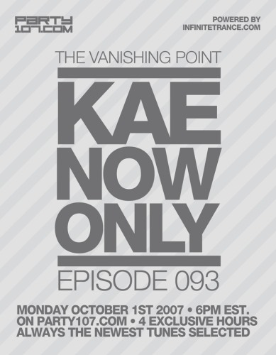 The Vanishing Point 093 with Kaenow (10-01-07)