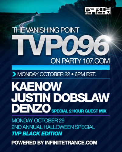 The Vanishing Point 096 with Kaenow, Justin Dobslaw, and Denzo (10-22-07)