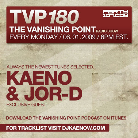 The Vanishing Point 180 with Kaeno and Jor-D (06-01-09)