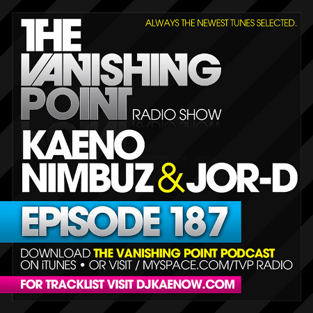 The Vanishing Point 187 with Kaeno, Jor-D, and Nimbuz