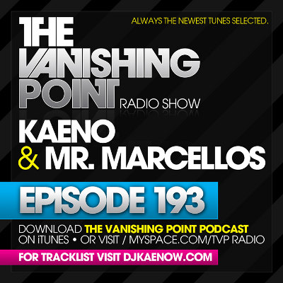 The Vanishing Point 193 with Kaeno and Mr. Marcellos (08-31-09)