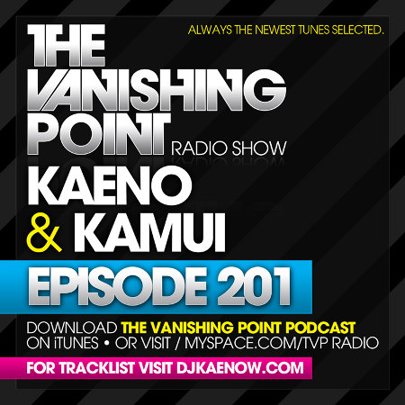 The Vanishing Point 201 with Kaeno and Kamui (10-26-09)