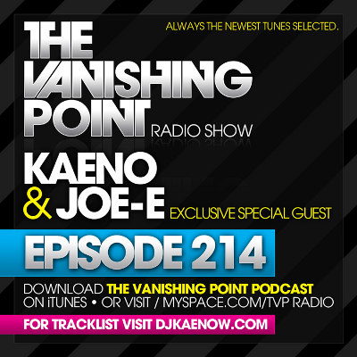 The Vanishing Point 214 with Kaeno and Joe-E (2010-01-25)