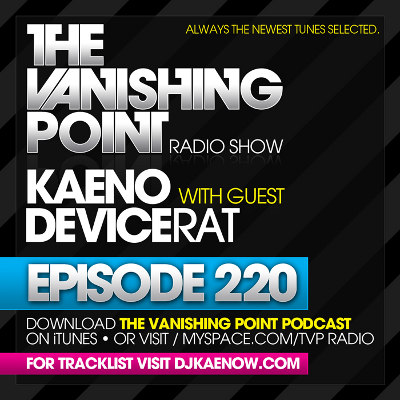 The Vanishing Point 220 with Kaeno and DeviceRat (2010-03-08)