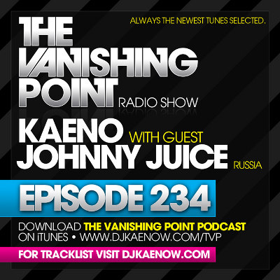 The Vanishing Point 234 with Kaeno and Johnny Juice (2010-06-14)