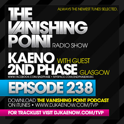 The Vanishing Point 238 with Kaeno and 2nd Phase (2010-07-12)